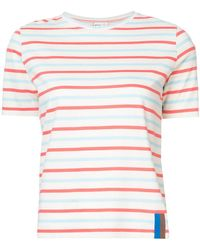 Kule - Capitol Xx Collection Striped T-shirt - Lyst