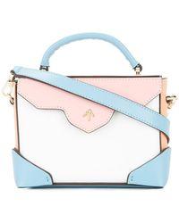 MANU Atelier - Micro Bold Shoulder Bag - Lyst