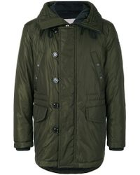 Moncler - Cappotto 'dirk' - Lyst