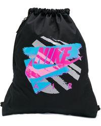 Nike ドローストリング バッグ - ブラック