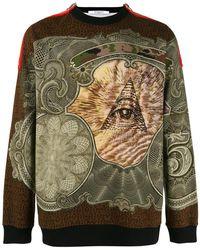 Givenchy - Illuminati Sweatshirt - Lyst