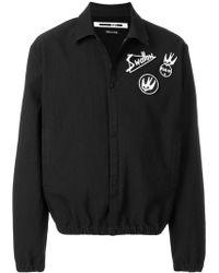 McQ - Swallow Badge Jacket - Lyst