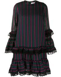 Erdem Maximilla ミニドレス - ブラック