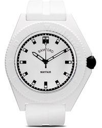 Bamford Watch Department Наручные Часы Mayfair - Белый