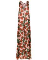 Adriana Degreas - Fiore Beach Dress - Lyst