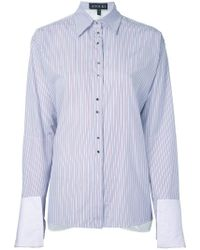ANOUKI - Striped Shirt - Lyst