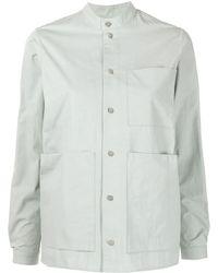 Toogood Silk-cotton Blend Shirt - Multicolour