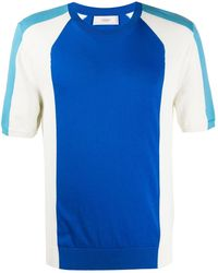 Pringle of Scotland - カラーブロック Tシャツ - Lyst