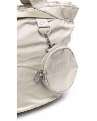 Nike Sportswear Futura Luxe Tote Bag - Grey