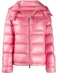 Moncler 'Turquin' Steppjacke - Pink