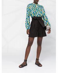 MICHAEL Michael Kors Блузка С Цветочным Принтом И Заклепками - Многоцветный