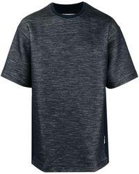 Ambush サイドストライプ Tシャツ - ブルー