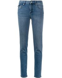 Love Moschino Skinny Jeans - Blue
