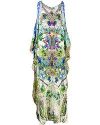 Camilla - Moon Garden カフタンドレス - Lyst
