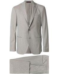 The Gigi ツーピース スーツ - グレー
