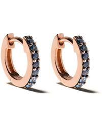 Astley Clarke Mini Halo Hoop Earrings - Meerkleurig