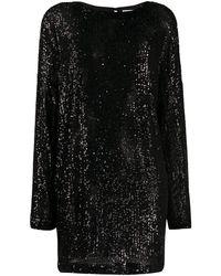 In the mood for love Alexandra スパンコール ドレス - ブラック