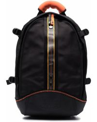 Parajumpers Embossed Logo Backpack - Black
