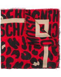 Moschino - ロゴ スカーフ - Lyst