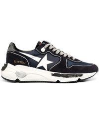 Golden Goose Deluxe Brand 'Running Sole' Sneakers - Blau