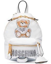 Moschino - Teddy Bear Backpack - Lyst