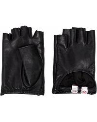 Karl Lagerfeld Перчатки Charms - Черный