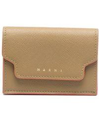 Marni Бумажник С Логотипом - Многоцветный