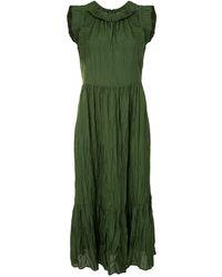 Sea ノースリーブ ドレス - グリーン