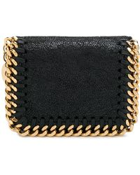 Stella McCartney ファラベラ 財布 - ブラック