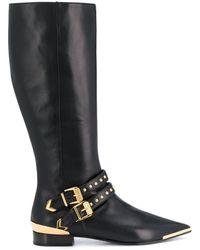 Versace Сапоги Aurene - Черный