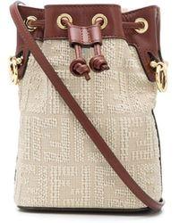 Fendi - Мини-сумка Mon Tresor - Lyst