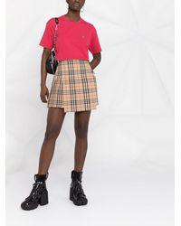 Vivienne Westwood オーガニックコットン Tシャツ - レッド