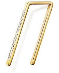 Shihara - Diamond Post Pierce 0201 - Lyst
