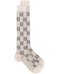 Gucci - GGパターン 靴下 - Lyst