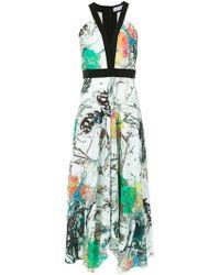 Mara Mac - Printed Dress - Lyst
