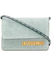 Jacquemus Сумка-кошелек Le Riviera - Зеленый
