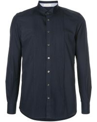 Education From Young Machines - Front Placket Shirt - Lyst
