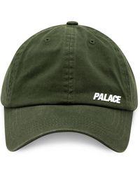 Palace Pet Met Vlakken - Groen