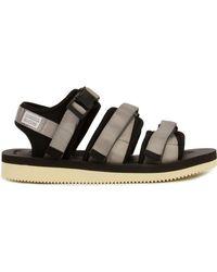 Suicoke - Velcro Straps Sandals - Lyst