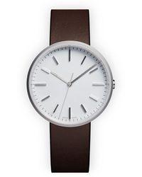 Uniform Wares Reloj M37 PreciDrive - Marrón