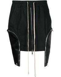 Rick Owens オーバーサイズ ポケット - ブラック