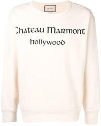 Gucci - Chateau Marmont Sweatshirt - Lyst