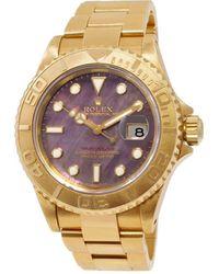 Rolex Reloj Yacht-Master de 40mm - Blanco