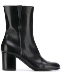 Pantanetti - Side Zip Boots - Lyst