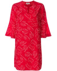 Essentiel Antwerp - Printed Dress - Lyst