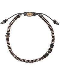 M. Cohen - Armband mit Perlen - Lyst
