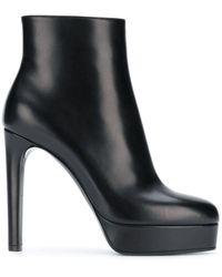 Casadei High-heel Ankle Boots - Zwart