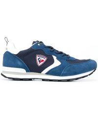Rossignol Heritage Low-top Sneakers - Blue