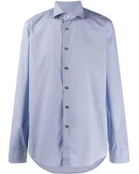 Dell'Oglio - Dotted Pattern Shirt - Lyst