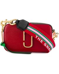 Marc Jacobs The Snapshot Camera Bag - Red